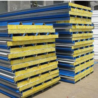今天彩钢岩棉板厂家将告诉您彩钢岩棉板价格影响因素有哪些?