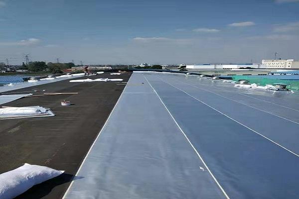 彩钢屋面漏水只能把彩钢全部换掉吗?这么做让彩钢屋面在用20年