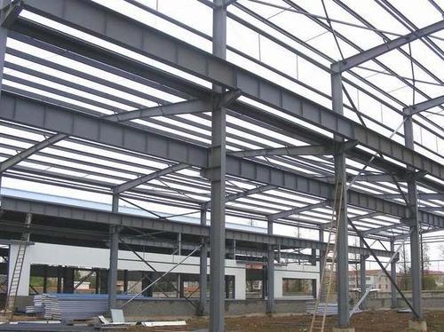 鋼結構施工中的部分問題及解決方法
