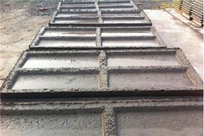 四川水泥漏粪板施工现场