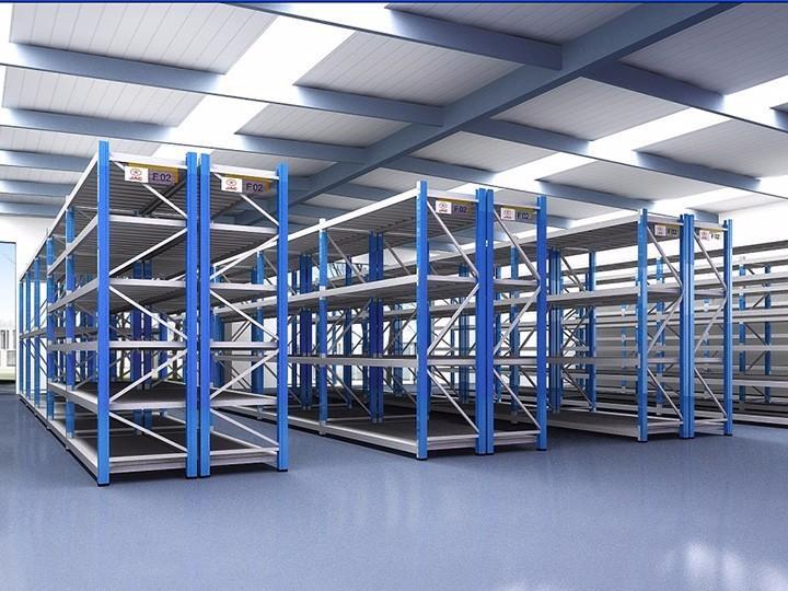 什么是隔板式货架?成都隔板式货架有哪些特征?