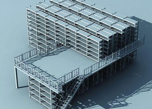 綿陽鋼平台