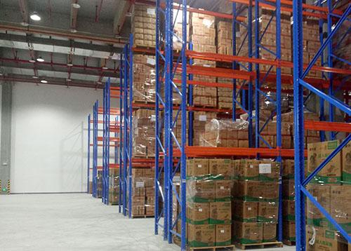 成都重型貨架適用於什麽類型的企業倉庫