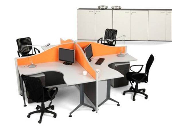 成都办公家具-员工工位组合屏风