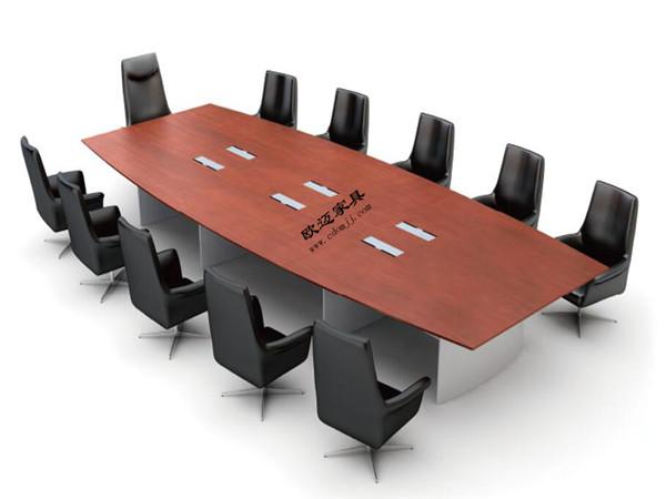 传统油漆会议桌厂家定制