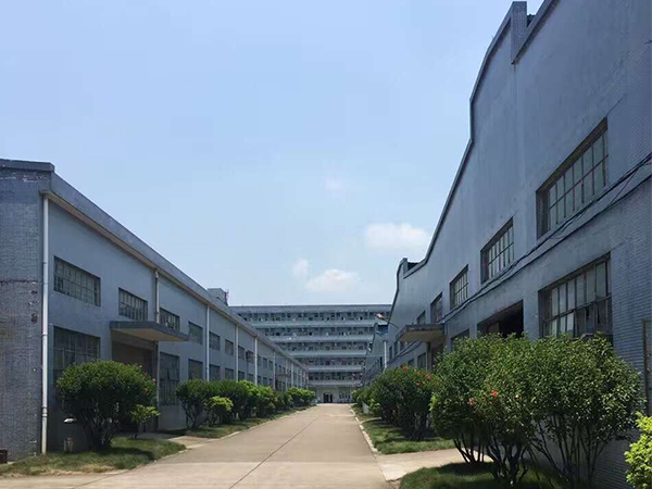 成都环保办公家具生产厂区风貌