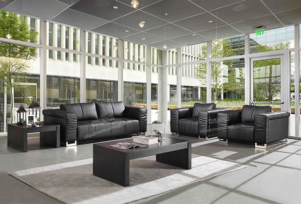 成都现代皮沙发