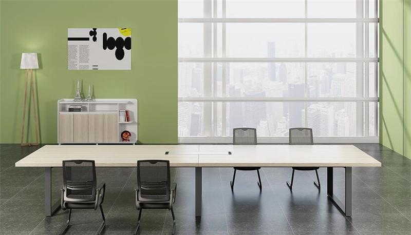 成都办公桌椅-板式会议桌