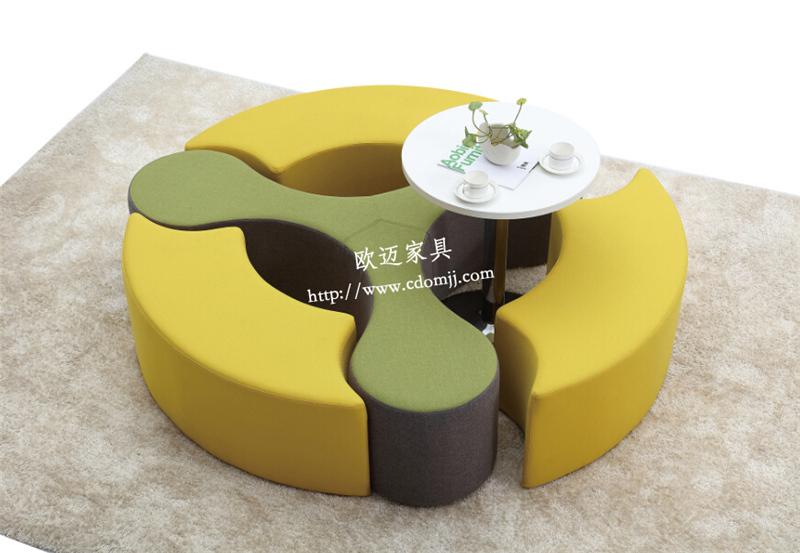 布艺现代沙发定制厂家