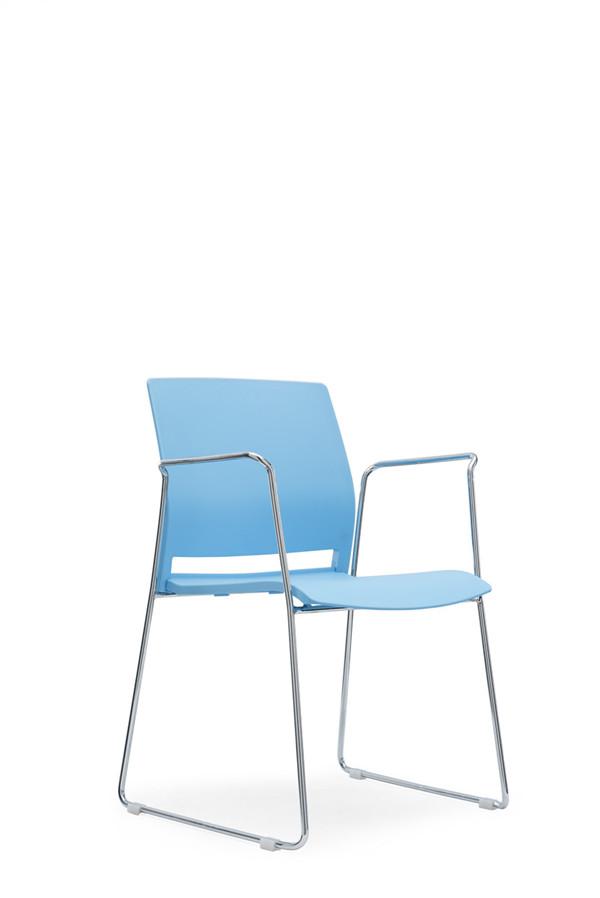 折叠椅塑料椅10CH-252C