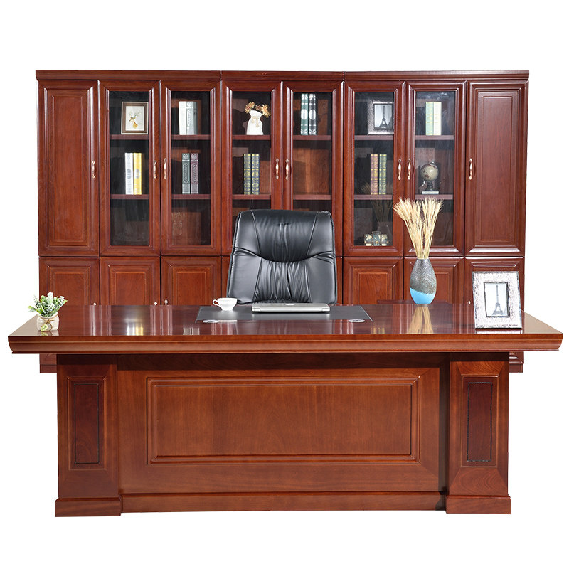 老板办公桌椅的拜访位置的讲究!