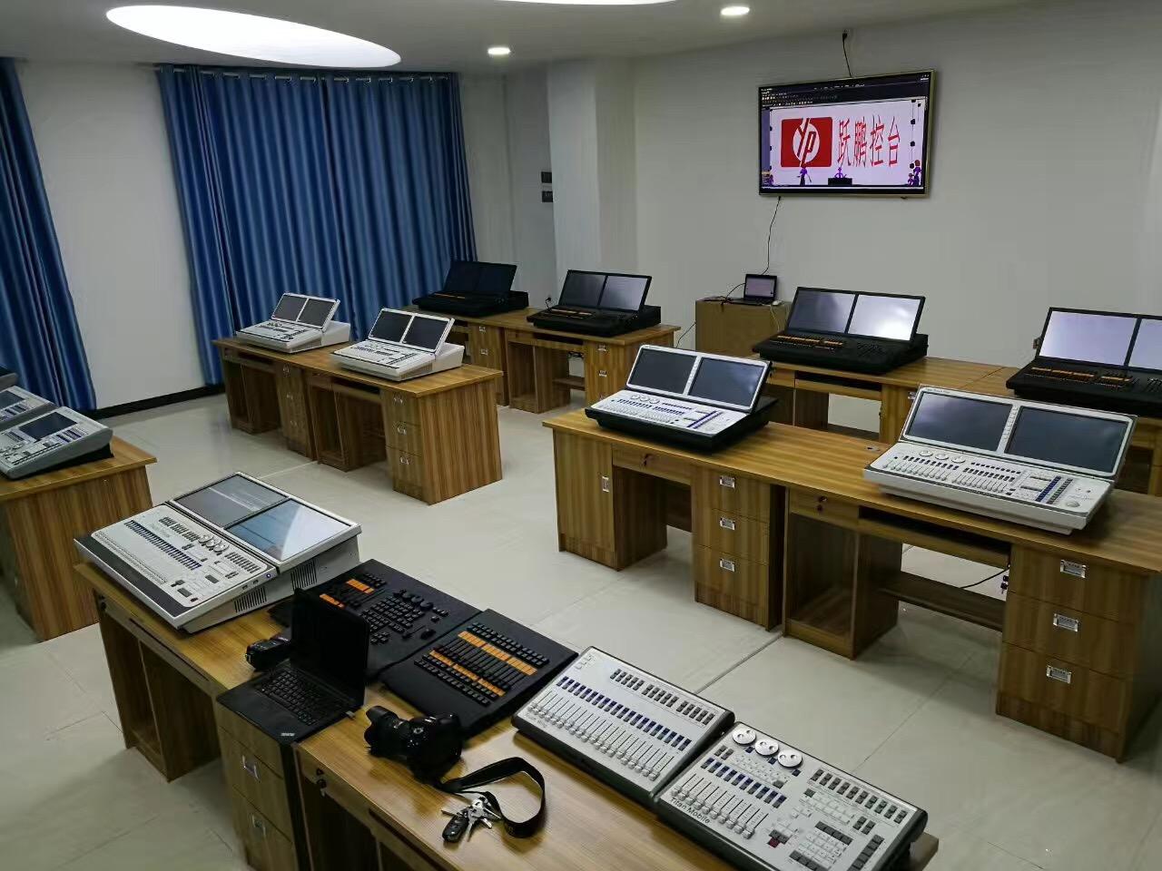 MA2灯光控制台实地培训
