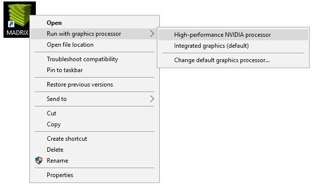 MADRIX 5如何设置图形处理器及使用NVIDIA Quadro显卡详细介绍