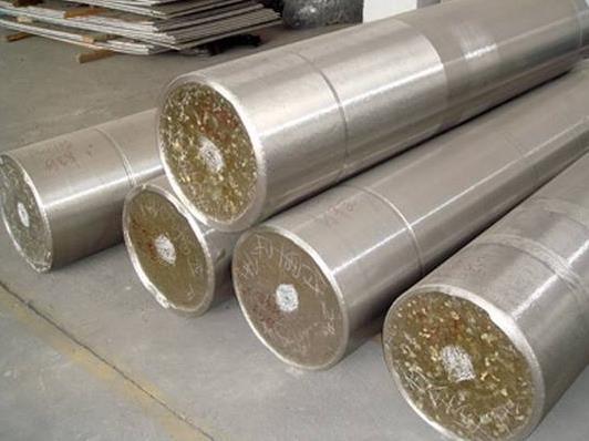 宝鸡市腾鑫钛业有限公司出厂的二次熔炼钛锭