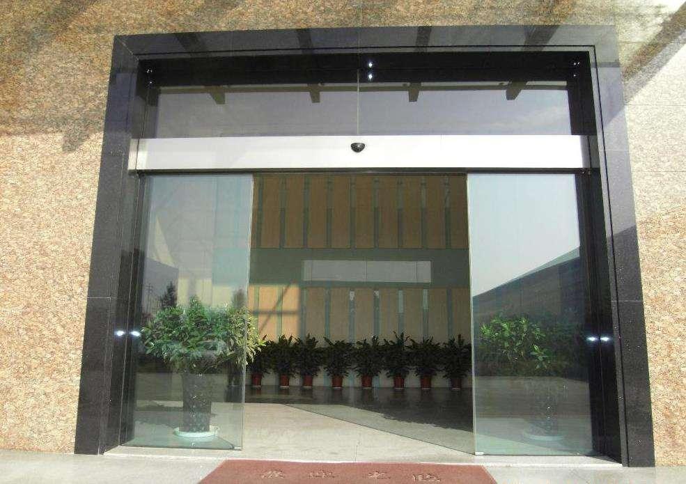 感应门自动门 厂家 玻璃不锈钢门自动感应门