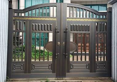 关于呼市铜门的保养方法,大家了解多少?