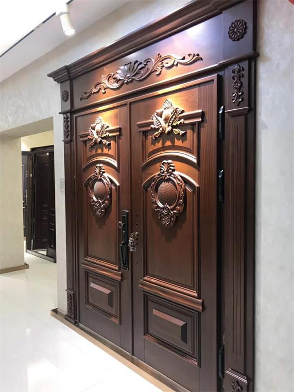 解密称心空间-简单主义风格的内蒙古铜门