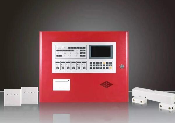 防火门监控系统如何实时监测门开关状态信息?