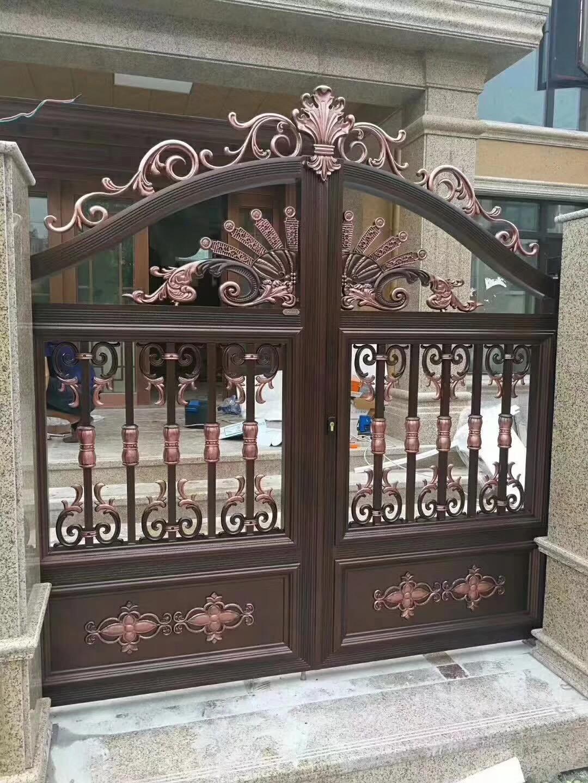 内蒙古庭院门