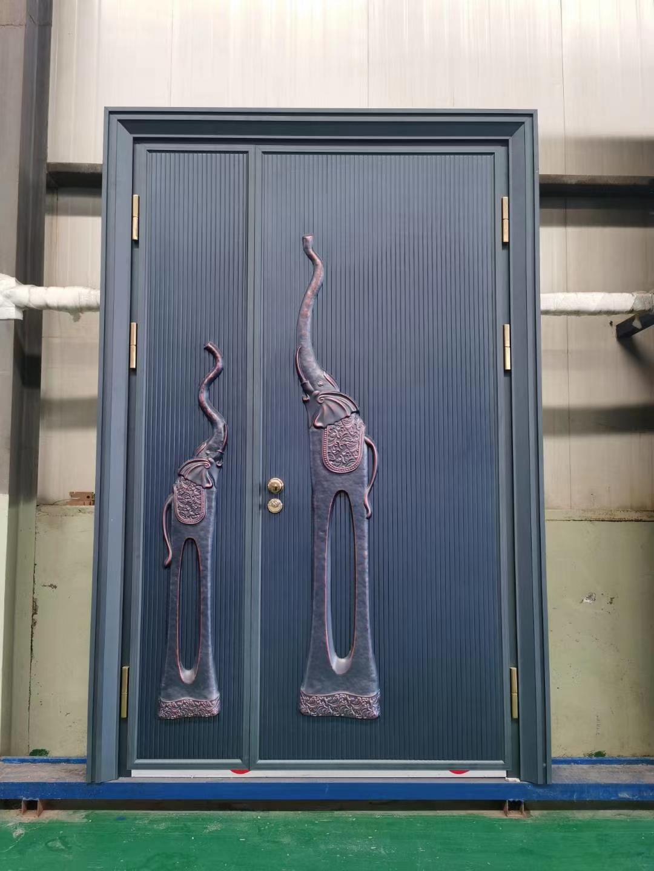 选择铸铝门时应该注意什么?