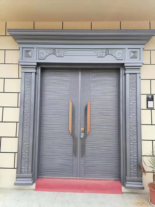 铸铝门的发展