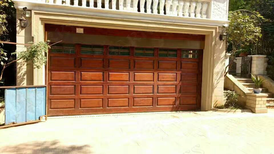 车库门的安装