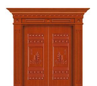 别墅装修铜门款式您知道的有几款?