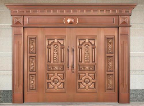 冬季铜门的保养秘笈,不容错过!