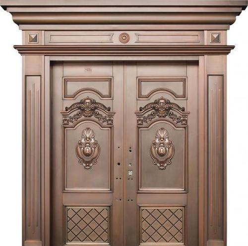 好的铜门究竟贵在哪??
