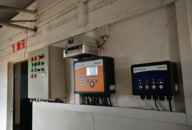 四川猪场环控系统