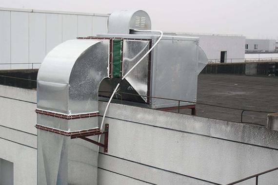 工厂车间工业风扇,成都通风设备换气新选择
