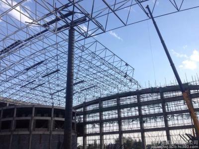 钢结构工程的安装要点你确定都了解了吗?