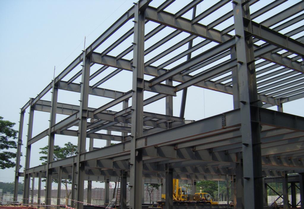 成都钢结构工程有哪些优点?