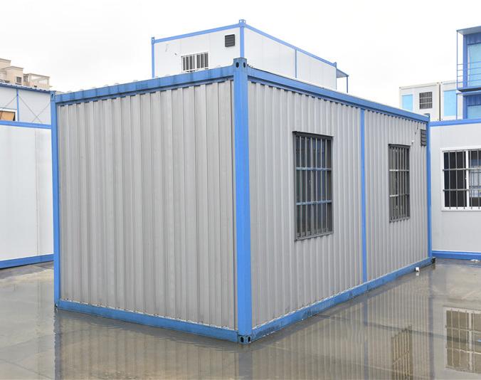 关于成都住人集装箱房特性是哪些
