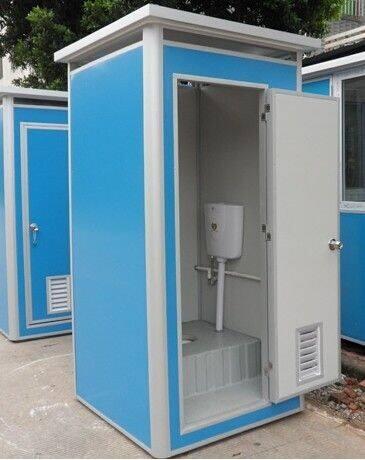 为什么要用移动厕所?成都移动厕所的特点