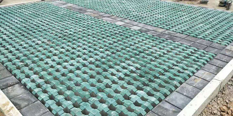 陕西植草砖厂家