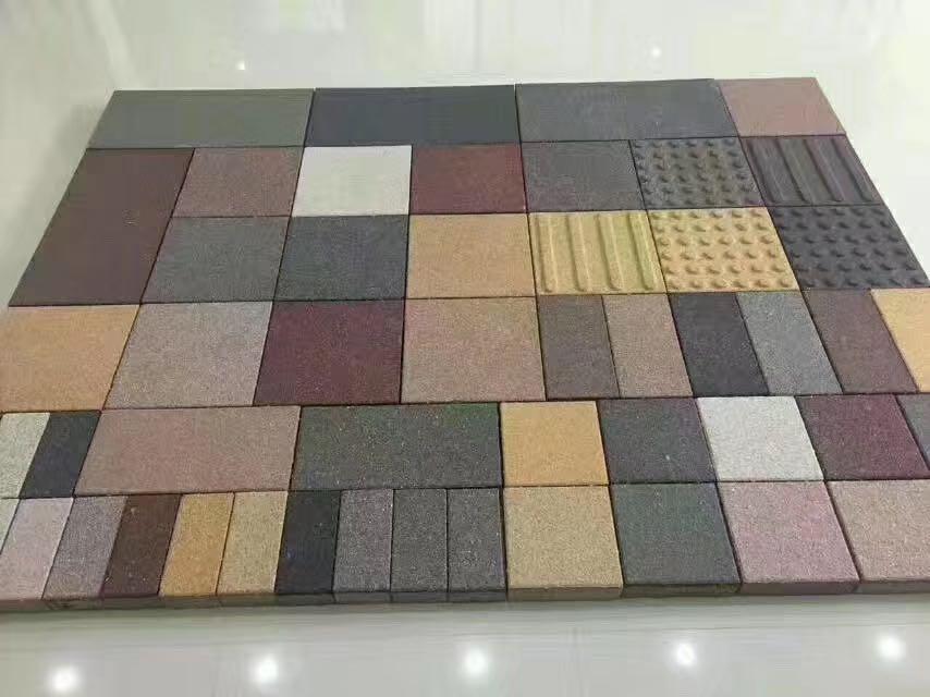 陶瓷透水砖生产