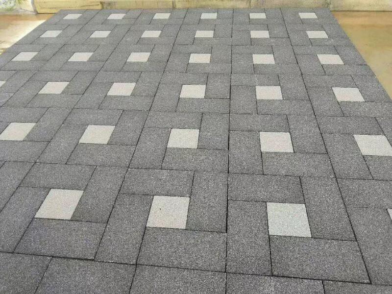 透水砖路面施工与验收规程标准