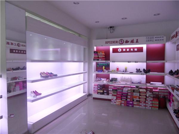 宗營店鞋柜展架