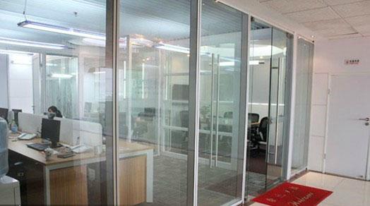 漢中辦公室高墻隔斷