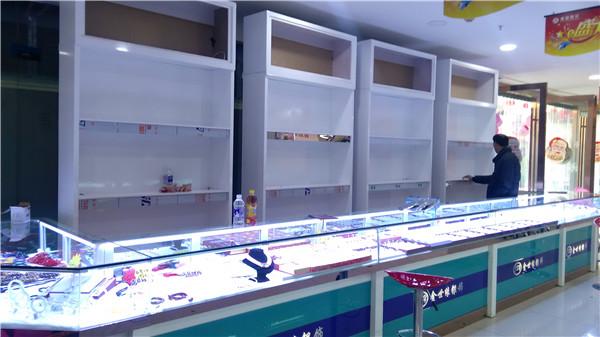 漢中烤漆展柜