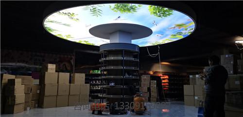 汉中家世界装饰公司悬吊屏风