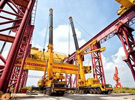 大型设备吊装怎样进行安全的运输呢?