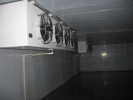 海鮮速凍冷庫