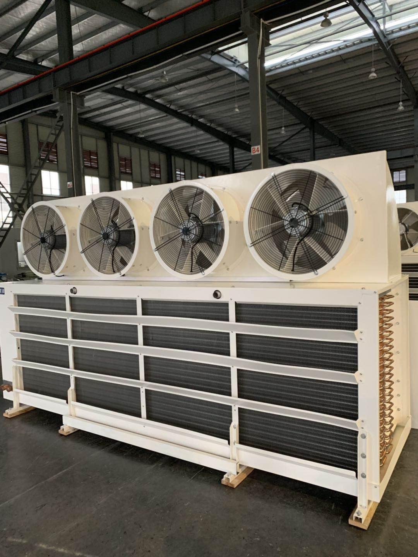 風冷冷凝器