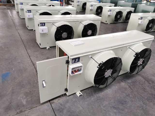 水沖霜DJ型冷風機