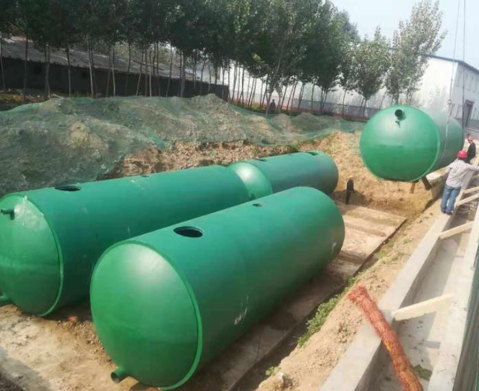混凝土成品化粪池的优势以及产品分类介绍