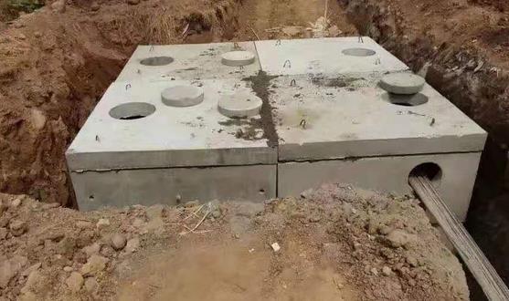 陕西晟泰源水泥制品有限公司生产的混凝土化粪池特点介绍