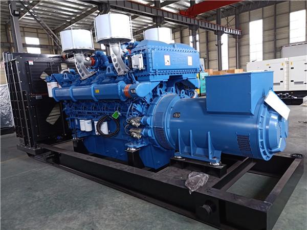 怎样正确处理柴油发电机组的放水和漏水!