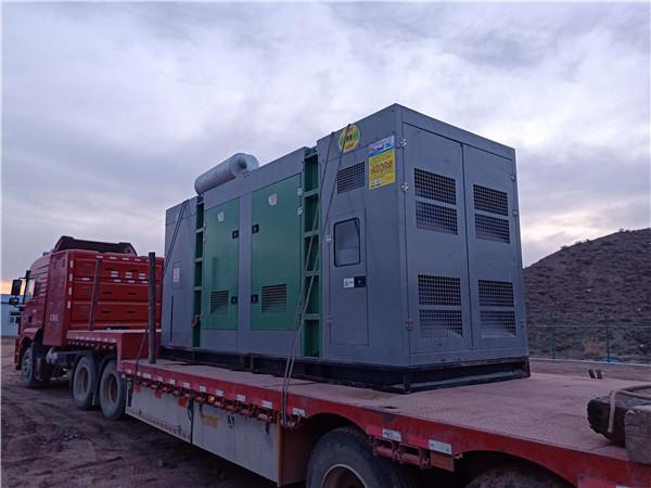集装箱式发电机组租赁